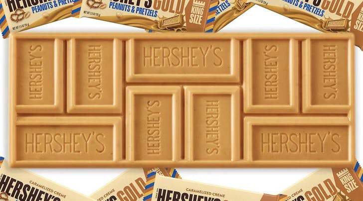 Sweet! Hershey's Introduces Its First New Flavor in Over 20 Years