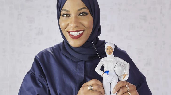 Mattel Just Introduced the First Hijab-Wearing Barbie, and Its Inspired by This Groundbreaking Woman