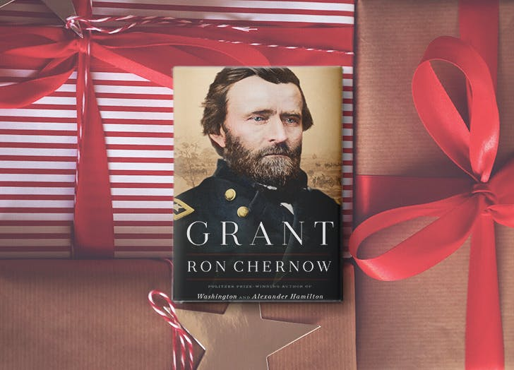 holiday gift books chernow