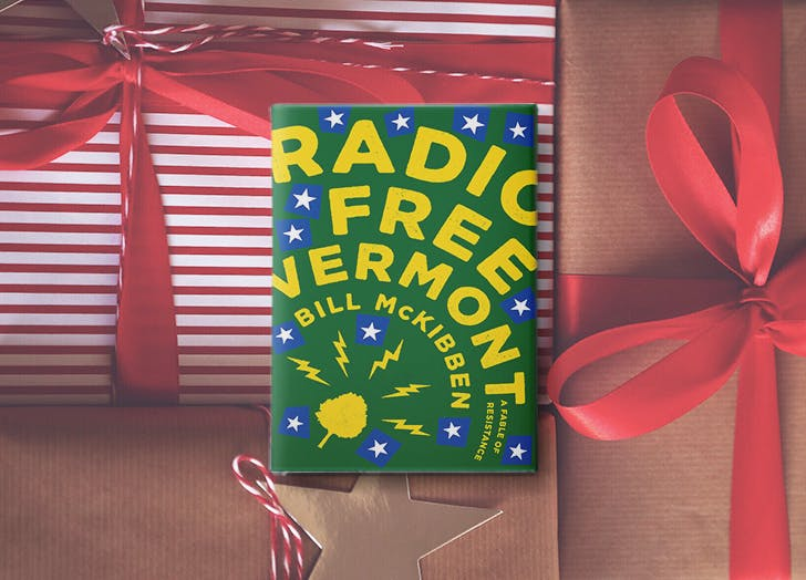 holiday gift books mckibben