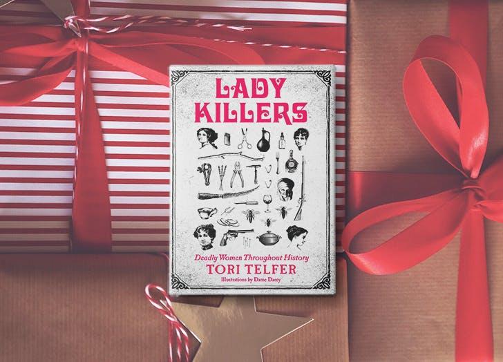 holiday gift books telfer