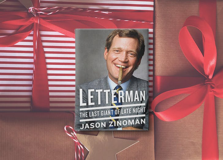 holiday gift books zinoman