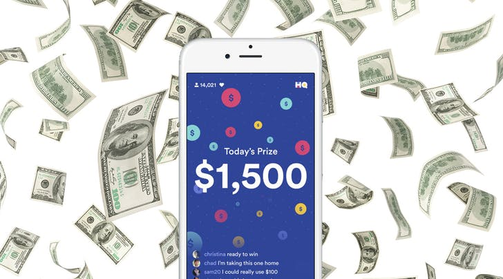 Here's Why Everyone's Talking About This Trivia App Where You Can Win, Um, Actual Money