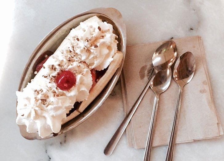 ice cream survey sundae