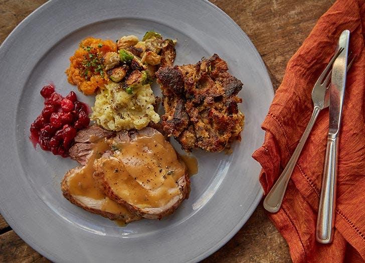 il buco alimentari thanksgiving NY