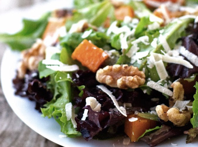 ina garten lunch butternut squash salad recipe 501