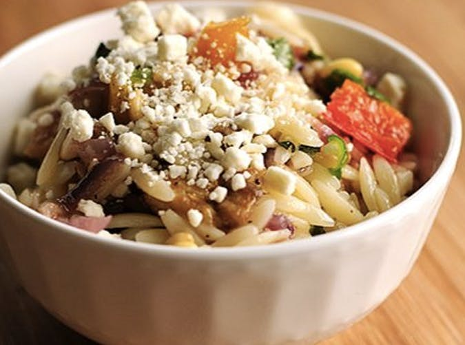 ina garten lunch orzo roasted vegetables 501