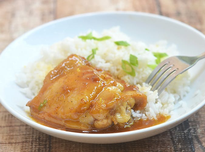 instant pot chicken recipe 15