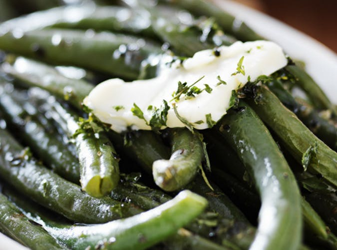 instant pot green beans8