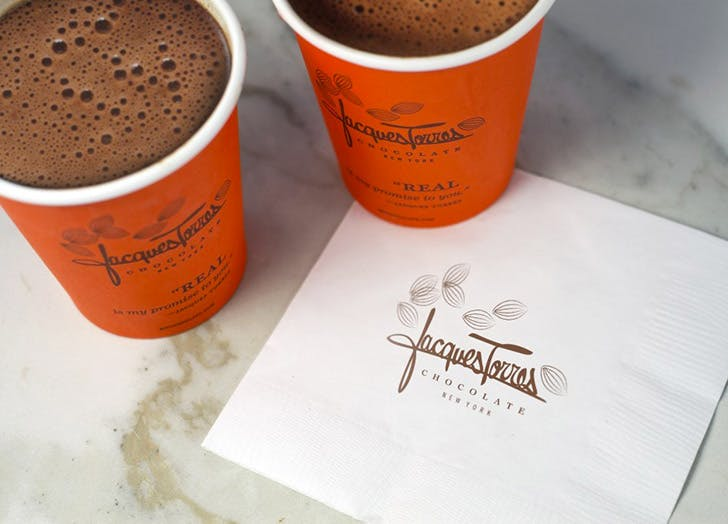 jacques torres hot chocolate NY