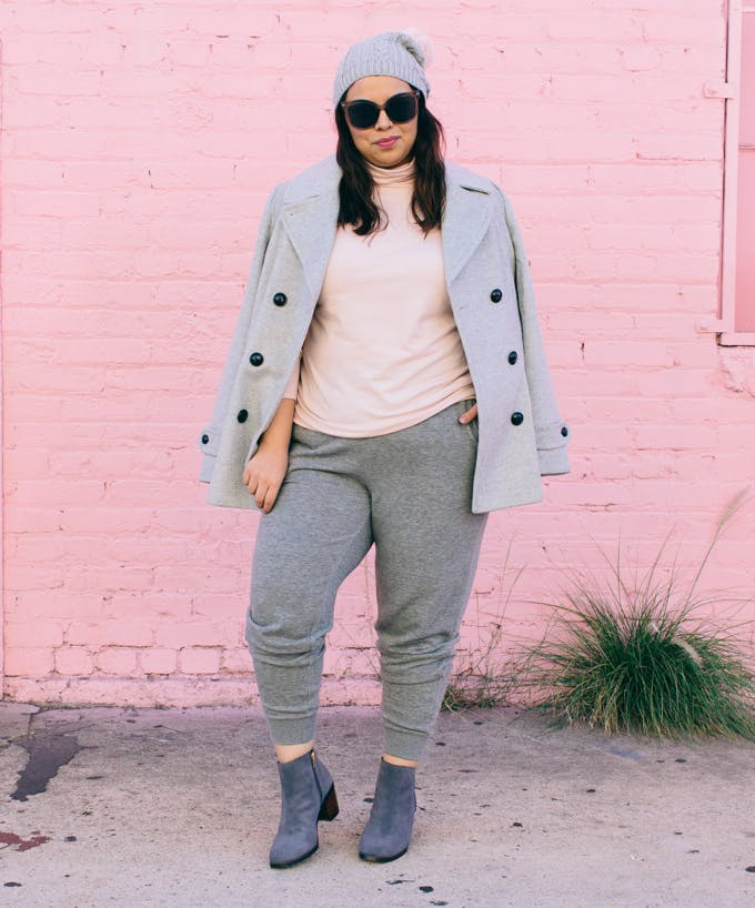 jay miranda sweatpants december outfit ideas