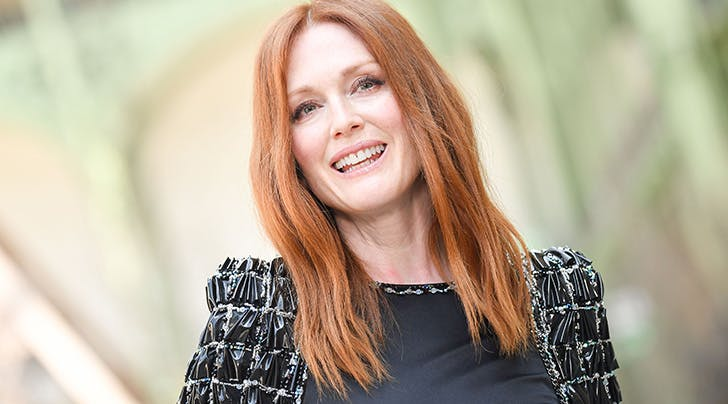 Julianne Moore Is Playing Gloria Steinem in a Movie and Can We Buy Our Tickets Yet?