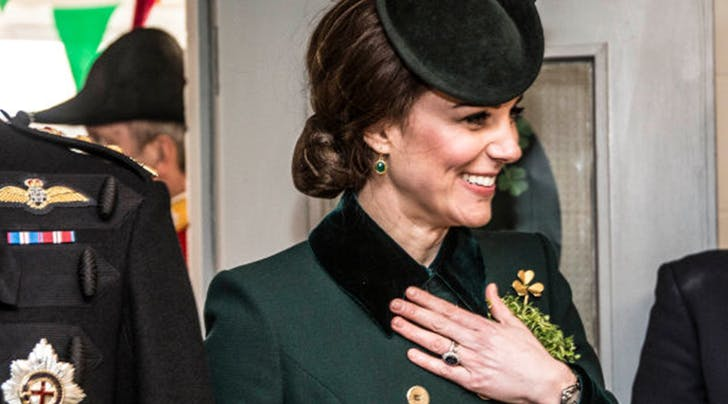 Breaking Royal News: Kate Middleton Isnt Allowed to Wear Nail Polish