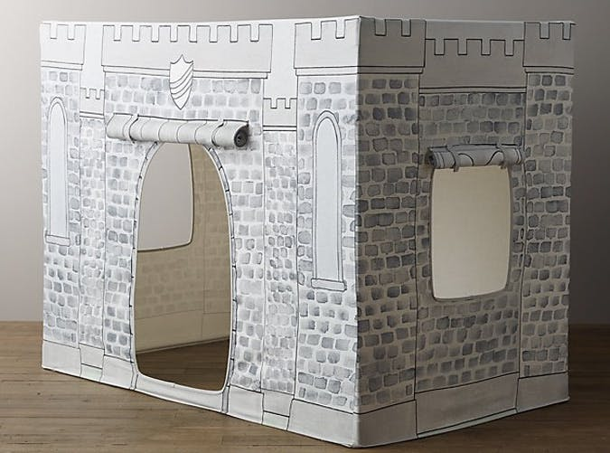 kids castle tent toy 501