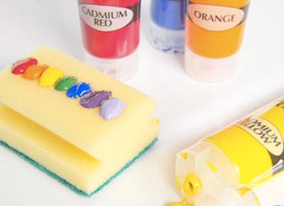 7 Easy Crafts For Kids Using Stuff In Your Kitchen Purewow