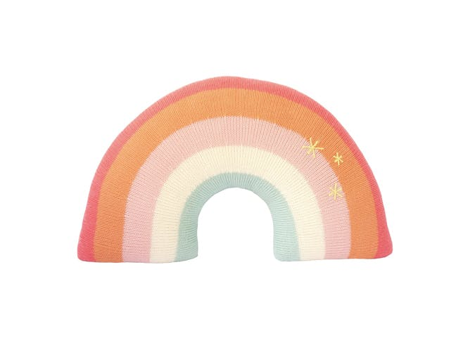 kids rainbow pillow gift 501