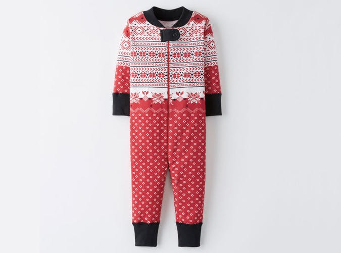 kids seasonal pajamas 501