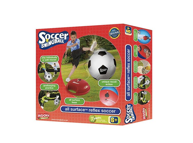 kids soccer swingball toy 501