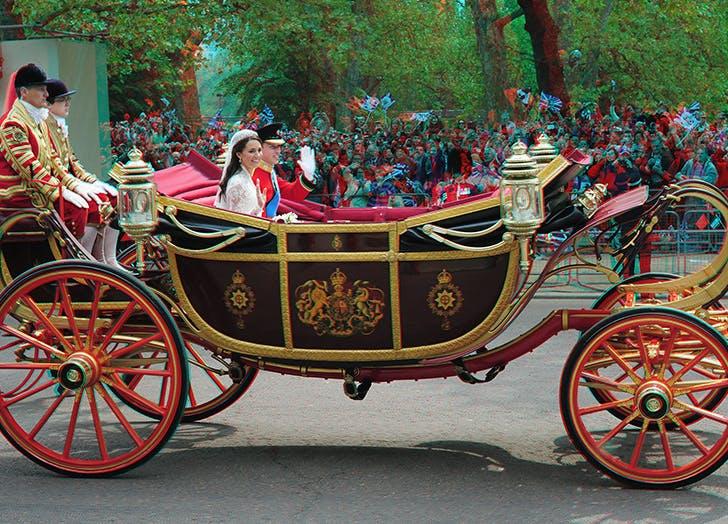 kte middleton carriage