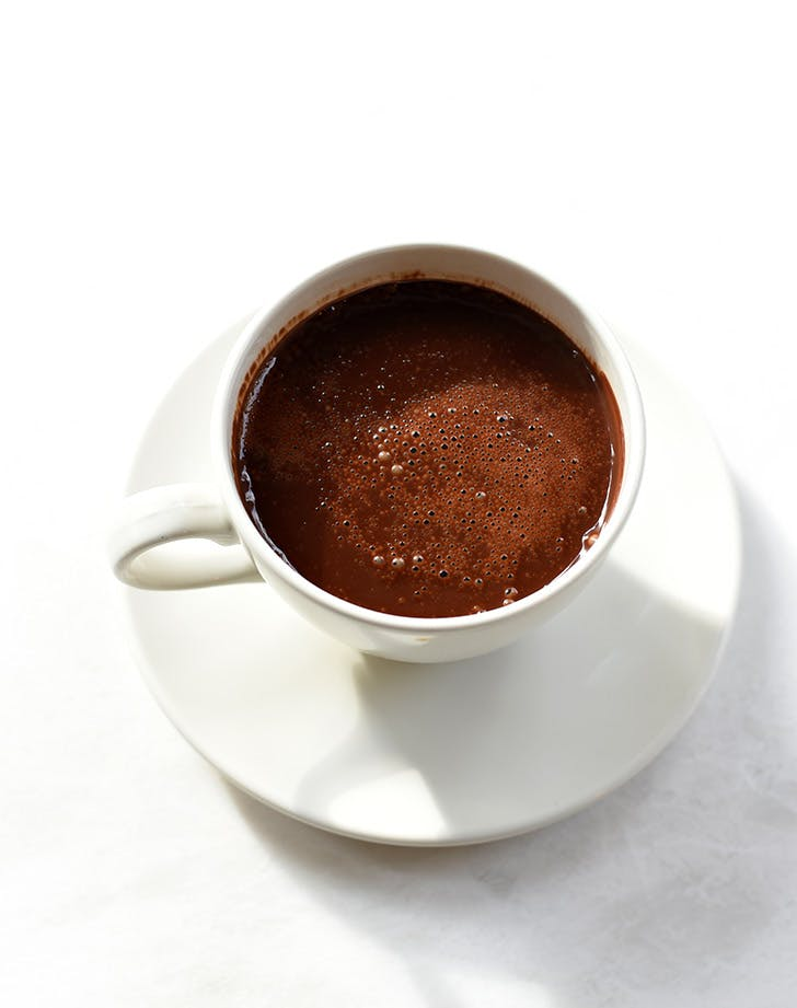 la pecora bianca hot chocolate NY