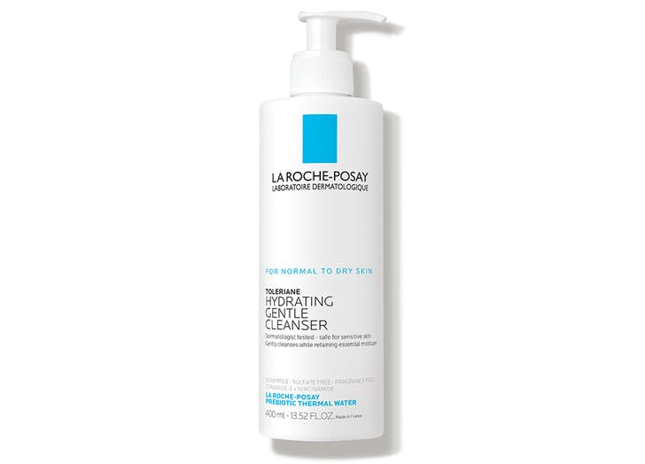 la roche posay hydrating cleanser winter skincare LIST
