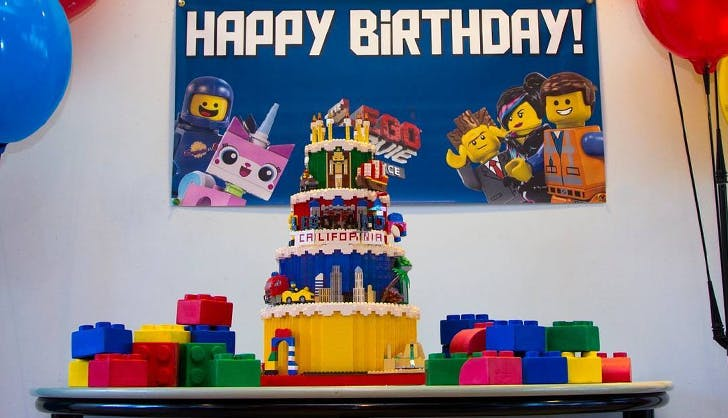 lego birthday party trends for kids