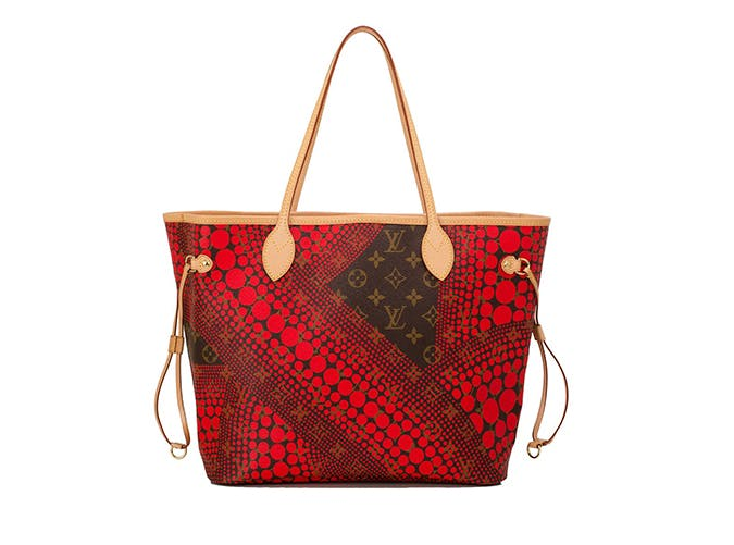 louis vuitton red