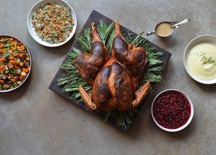 made nice thanksgiving NY