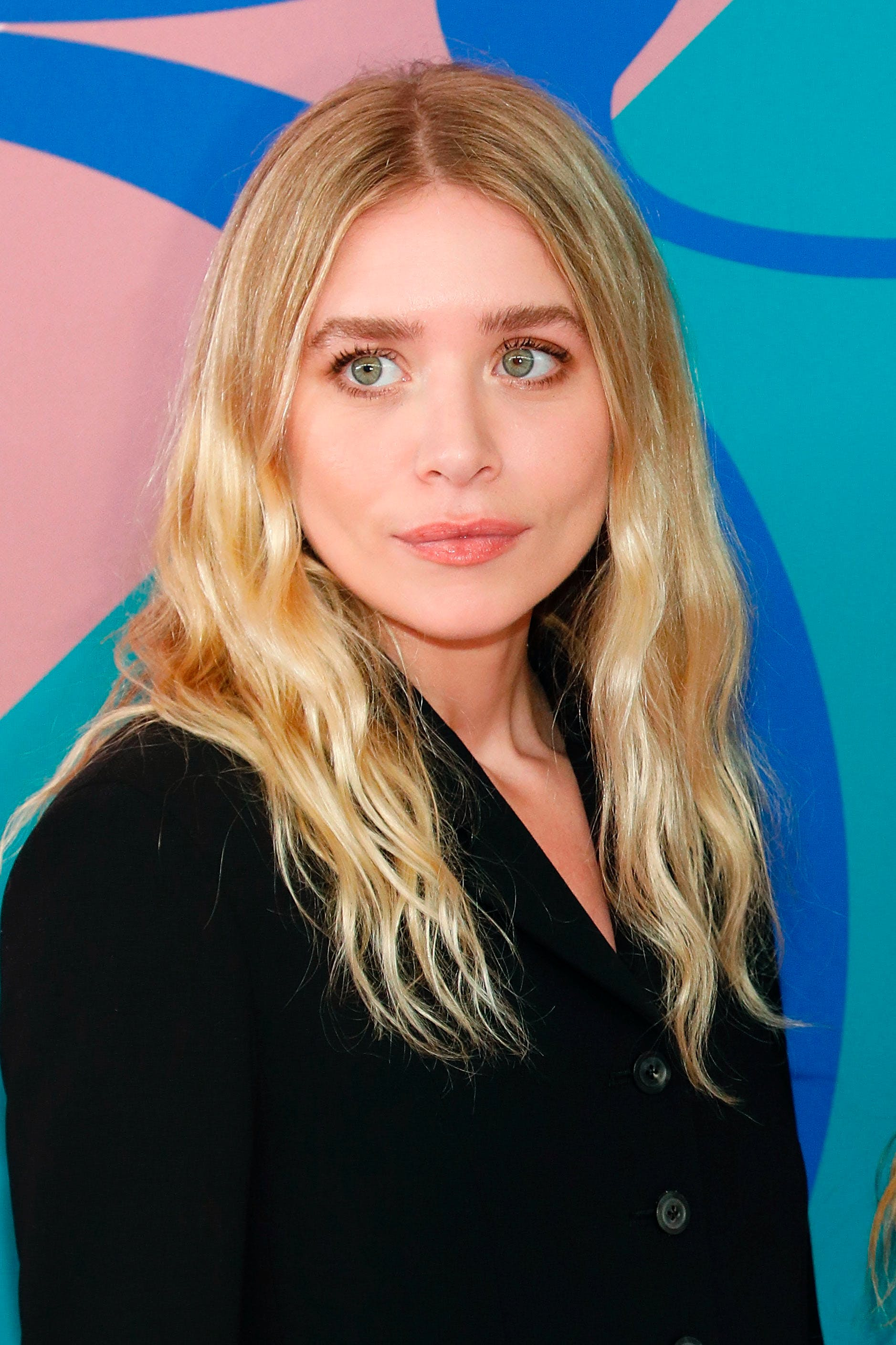 makeup tips for round eyes ashley mary kate olsen
