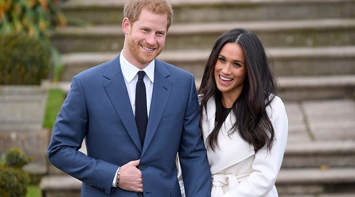 Hear Ye, Hear Ye: Prince Harry and Meghan Markle Are Engaged (and They Even Set a Date)