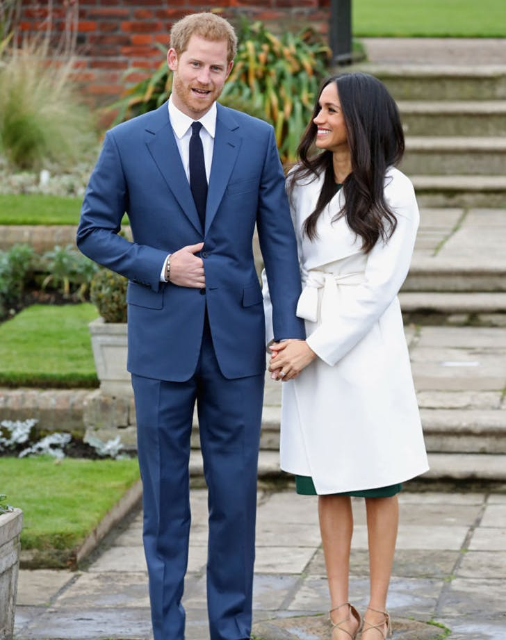 If You Want to Buy Meghan Markles Gorgeous Engagement Coat, Just Ask for The Meghan