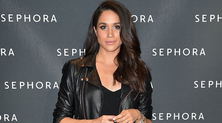 Meghan Markle's Secret Trick to Bouncy Hair Is Seriously Easy (and Free)