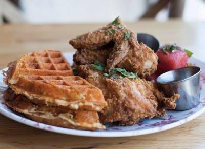 miami best fried chicken 400