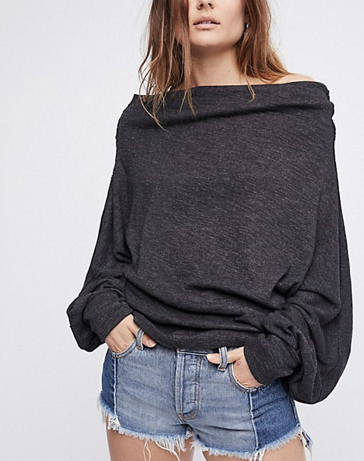 miami sweaters off the shoulder