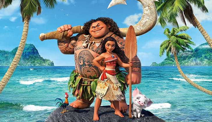 moana birthday party trends for kids