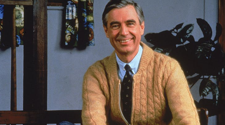 A Mister Rogers Documentary Is Coming in 2018 and Were Not Crying, You Are