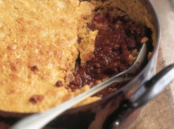 nigella lawson cornbread chili con carne 501