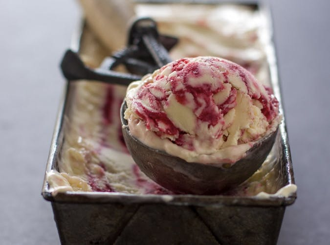 nigella lawson raspberry cheesecake ice cream 501
