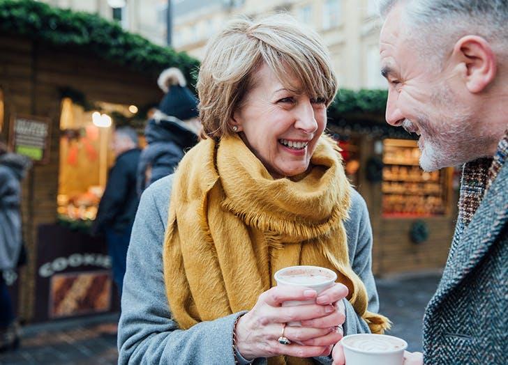 older couple coffee 7