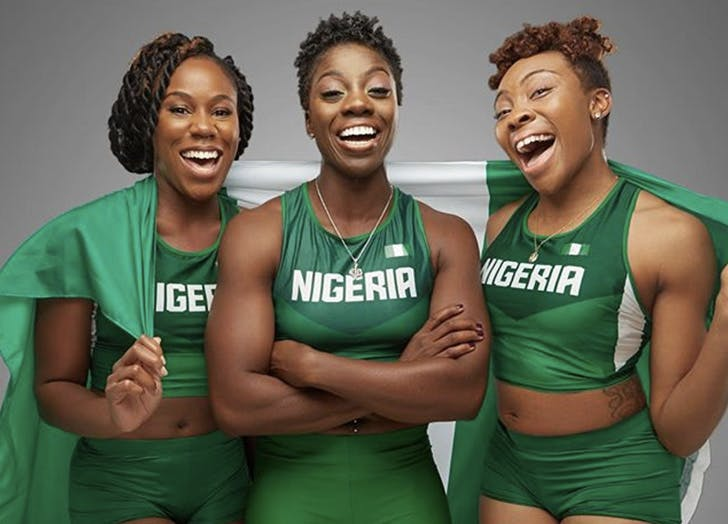 olympics nigeria