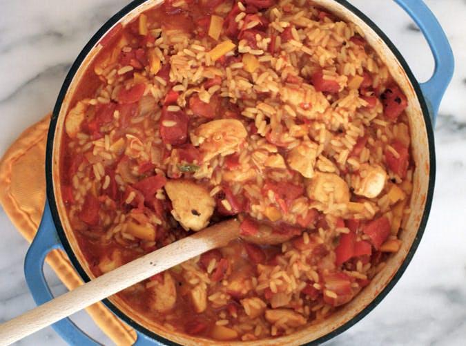 one pot chicken arroz con pollo 501