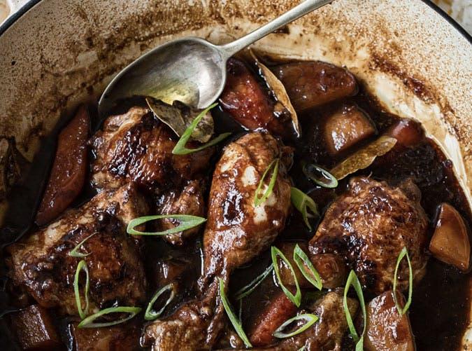 one pot filipino adobo chicken 501