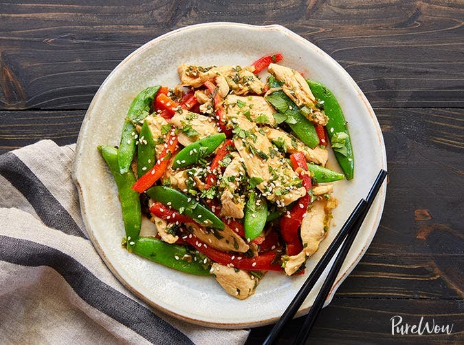 one pot ketogenic chicken stir fry recipe 501