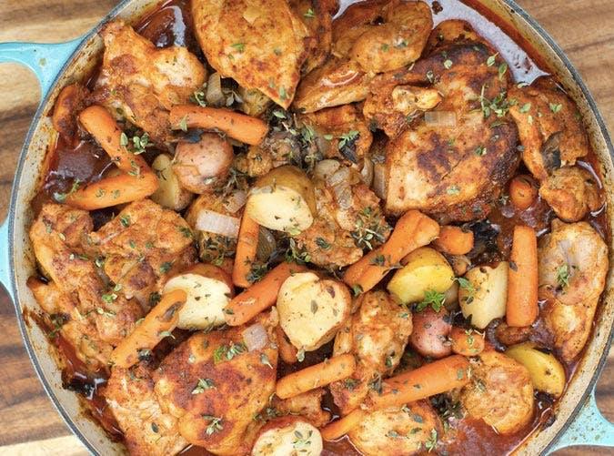 one pot paprika chicken 501