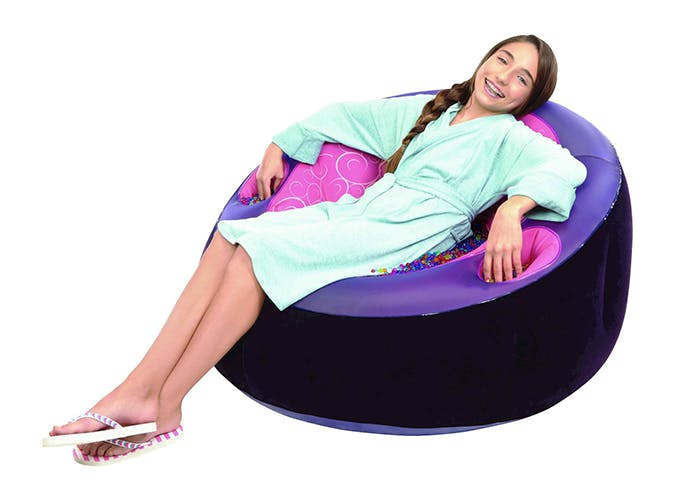 orbeez body massage chair for kids gift