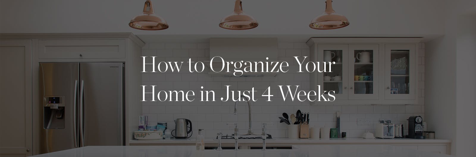 organize desktop