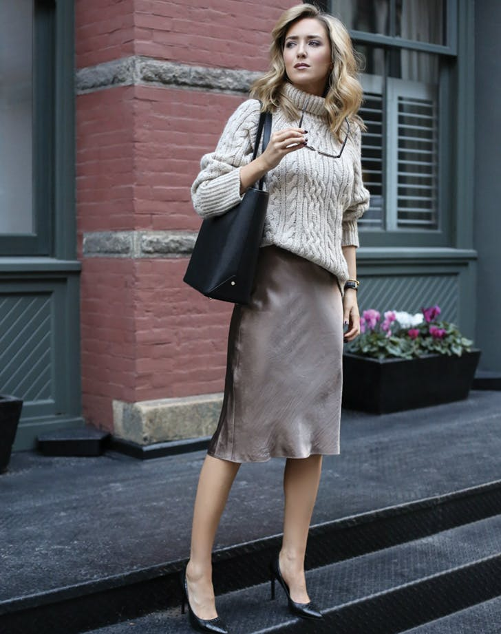 oversized pieces tuck