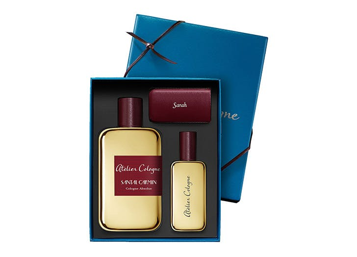 personalized gift guide cologne set