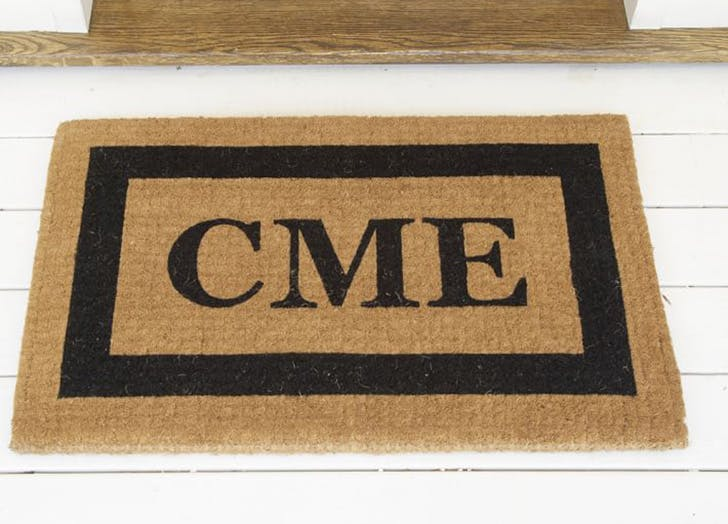 personalized gifts doormat