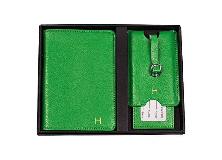 personalized gifts travel set